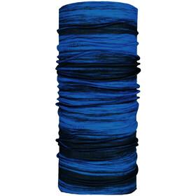 P.A.C. Ocean Upcycling Scaldacollo tubolare, blu/nero